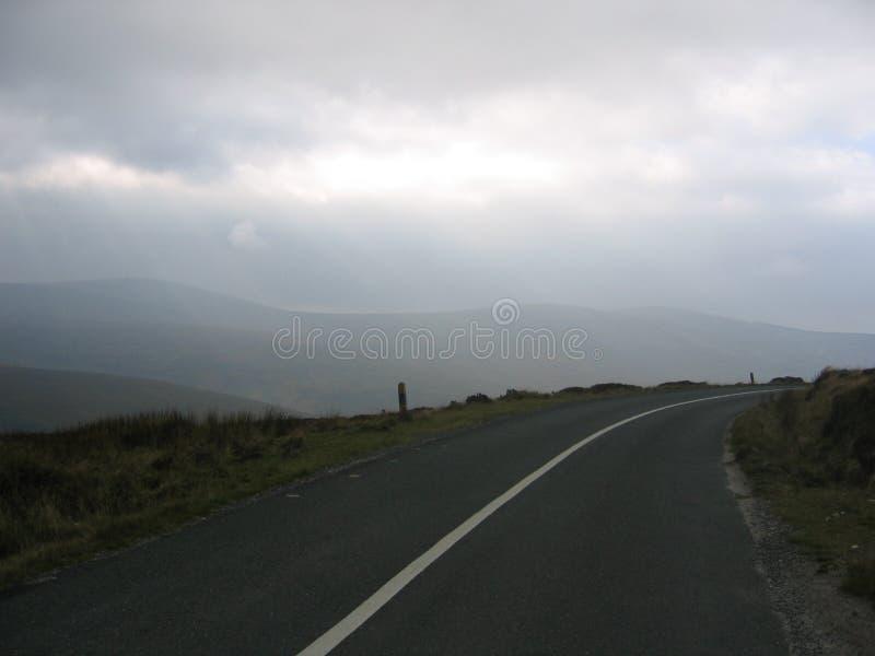 De Landweg van Ierland royalty-vrije stock foto's