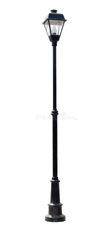 De lantaarn van de straat royalty-vrije stock afbeelding