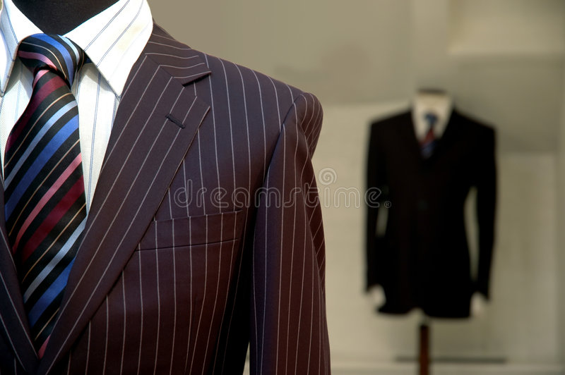 De Ledenpop van het kostuum. stock fotografie