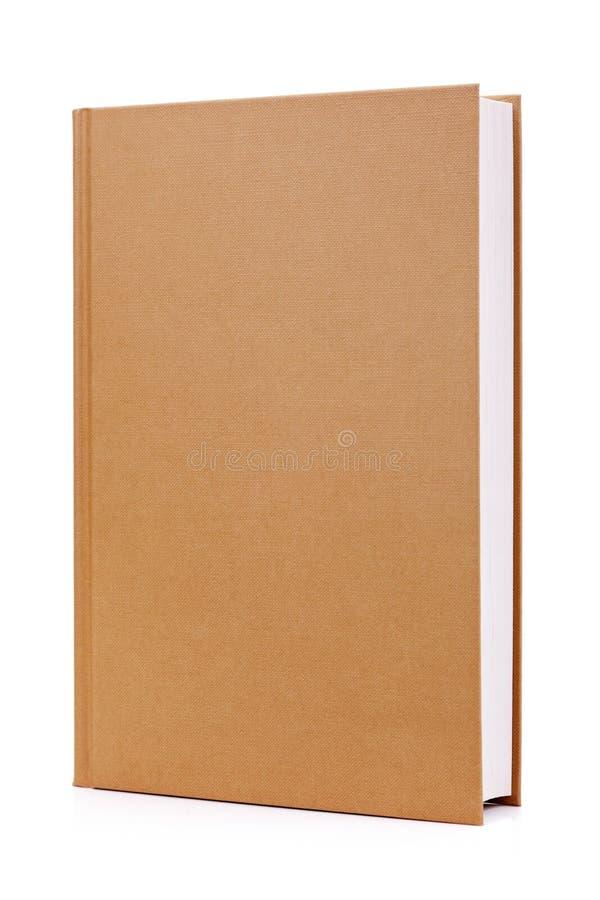 Het boek van Hardcover stock fotografie