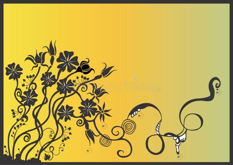 De lente royalty-vrije illustratie