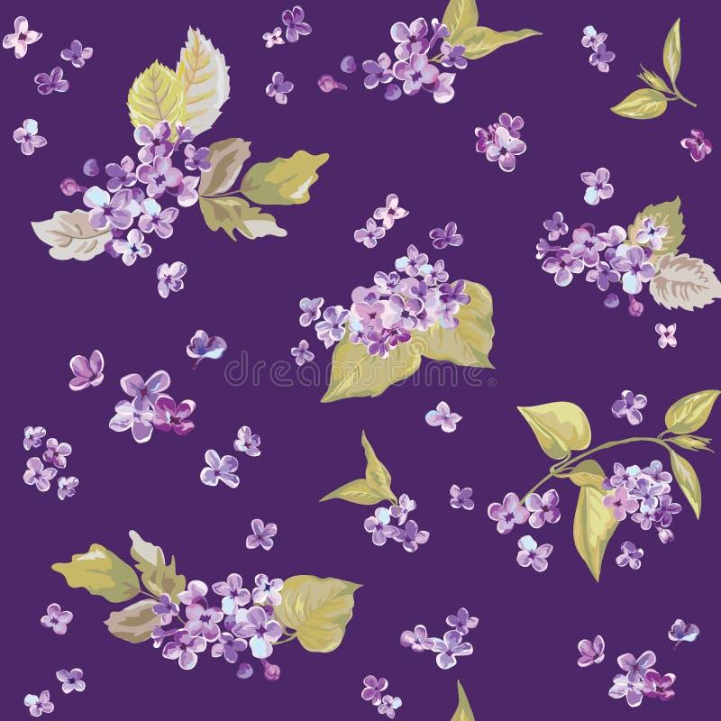 De lente bloeit Achtergronden royalty-vrije illustratie