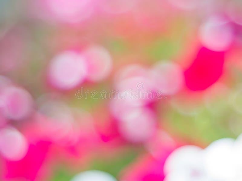 De lente bokeh, Element van ontwerp stock afbeeldingen