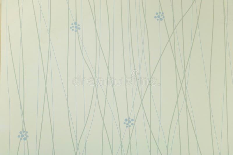 De lente grafisch middel voor kinderjaren en zoetheid Bloemen patroon vector illustratie