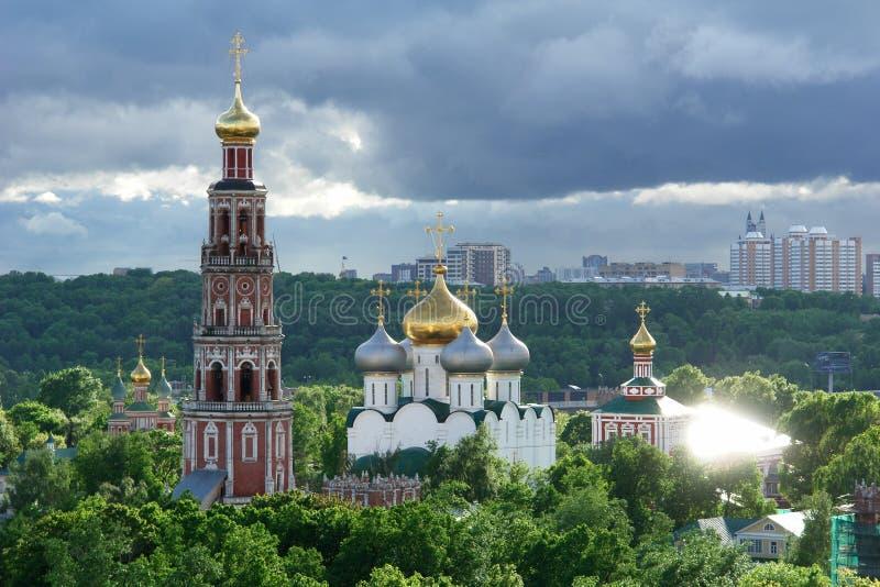 De lente van Moskou stock foto