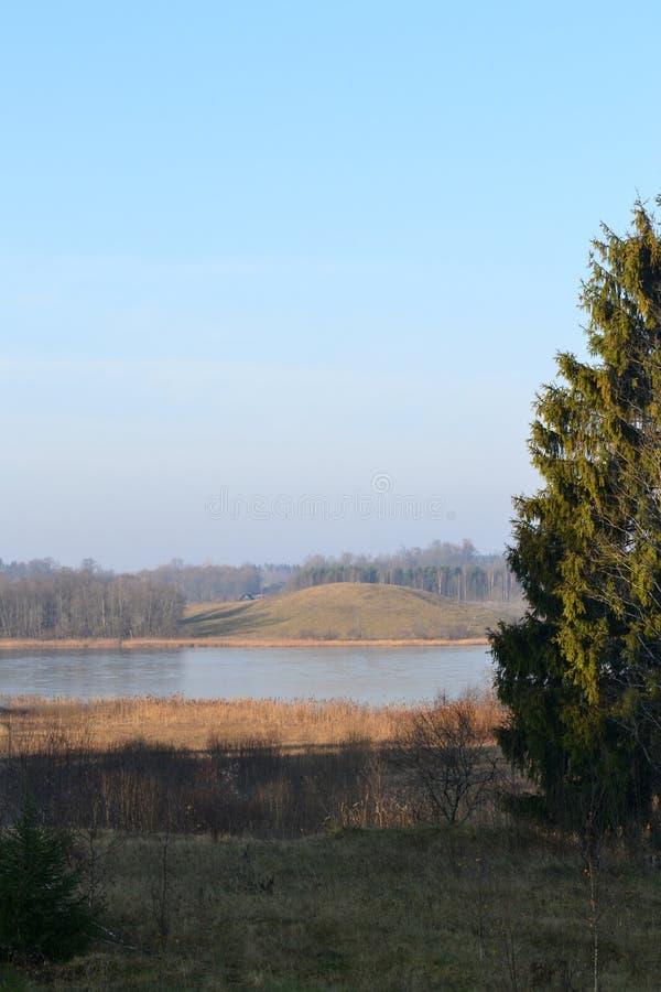 De lenteochtend, meercharme royalty-vrije stock afbeeldingen