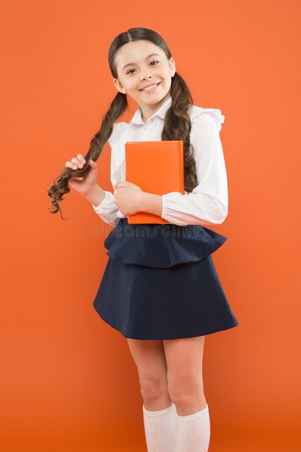 De les van de school Kind dat Thuiswerk doet Geloof in mogelijkheden Inspiratie voor studie Terug naar School De Dag van de kenni royalty-vrije stock foto