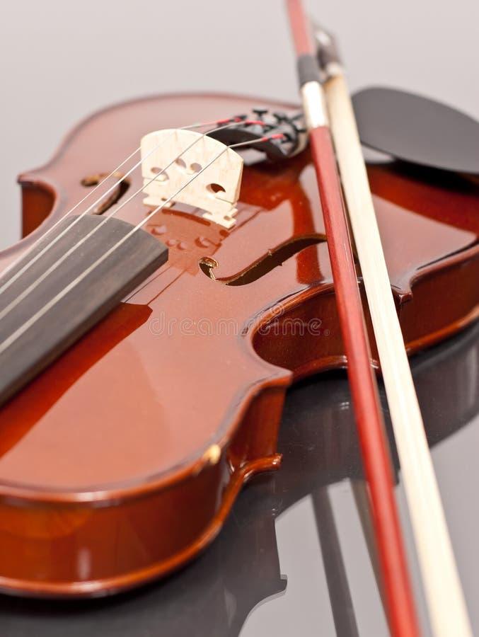 De Lessen van de viool royalty-vrije stock fotografie