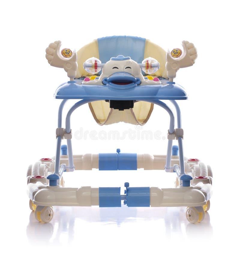 De Leurder van de baby stock afbeelding