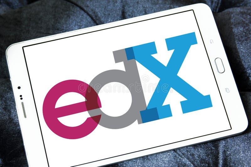 De leveranciersembleem van de EdXcursus stock afbeeldingen