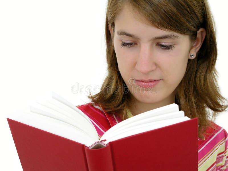 Download De Lezingsboek Van Het Meisje Stock Foto - Afbeelding bestaande uit persoon, volwassenen: 291502