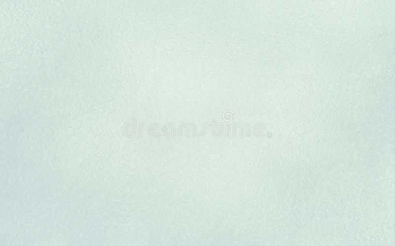 De lichtblauwe kleur berijpte achtergrond van de Glastextuur royalty-vrije stock foto's