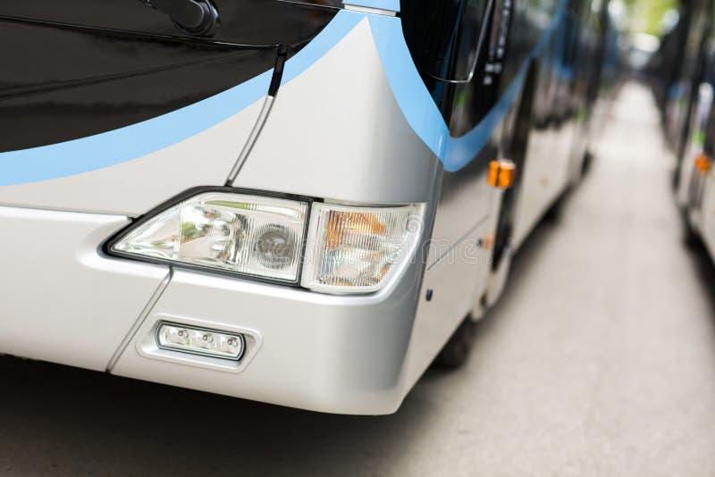 De lichte bus van het verlichtingssysteem stock foto's
