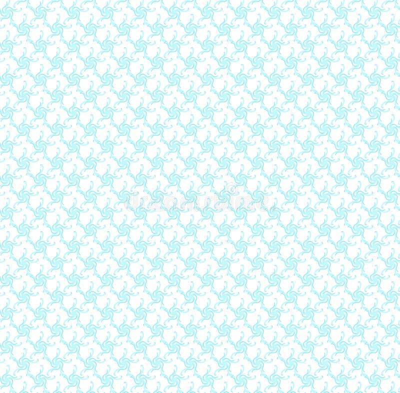 de lichte illustratie van het kleuren geometrische patroon royalty-vrije stock afbeeldingen
