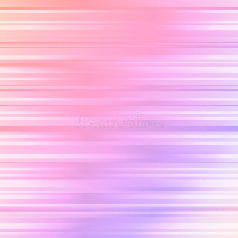 De lichte stralen, vatten geometrische kleurrijke futuristische achtergrond samen vector illustratie