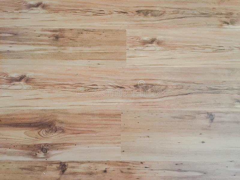 De lichte zachte houten textuur van de vloeroppervlakte als achtergrond, houten parket Oude grunge gewassen eiken gelamineerde pa royalty-vrije stock fotografie