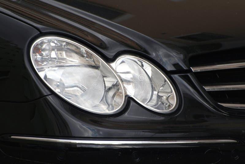 De lichten van de auto? royalty-vrije stock foto