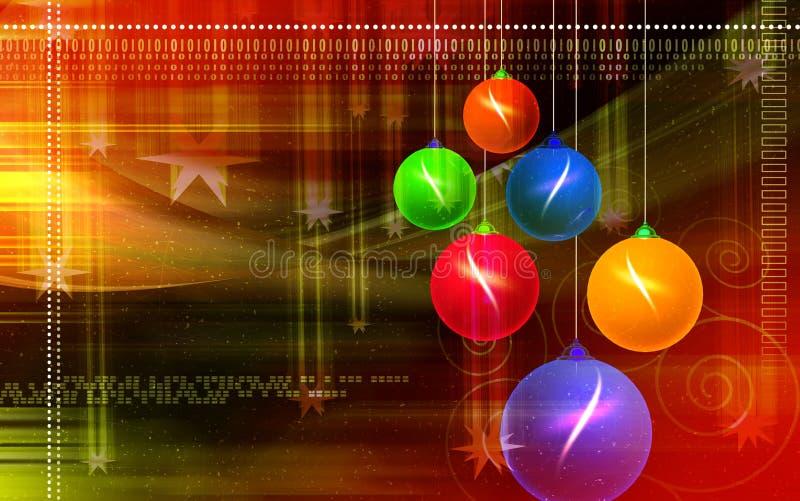 De lichten van de viering vector illustratie