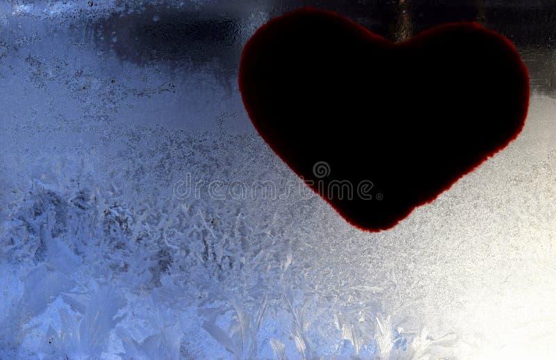 De liefde zal het hart smelten royalty-vrije stock afbeeldingen