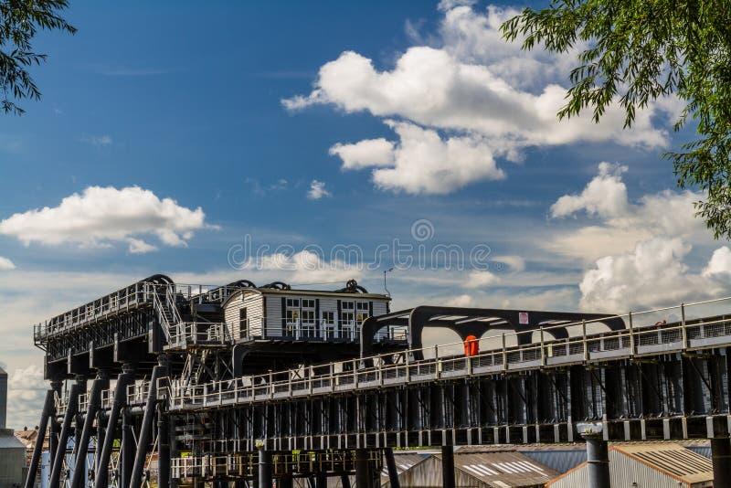 De Lift van de Andertonboot, kanaalroltrap stock fotografie