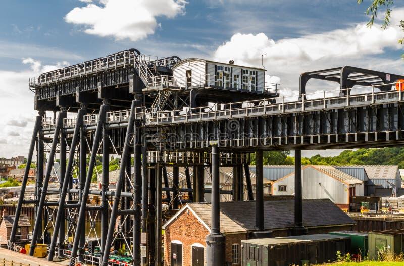 De Lift van de Andertonboot, kanaalroltrap royalty-vrije stock foto's