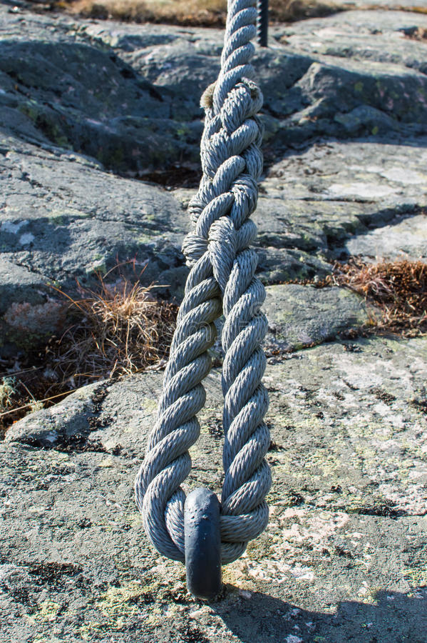 De lijn van de kabel stock afbeeldingen