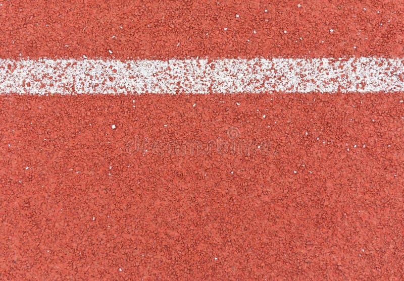 De lijn van de renbaan stock afbeeldingen