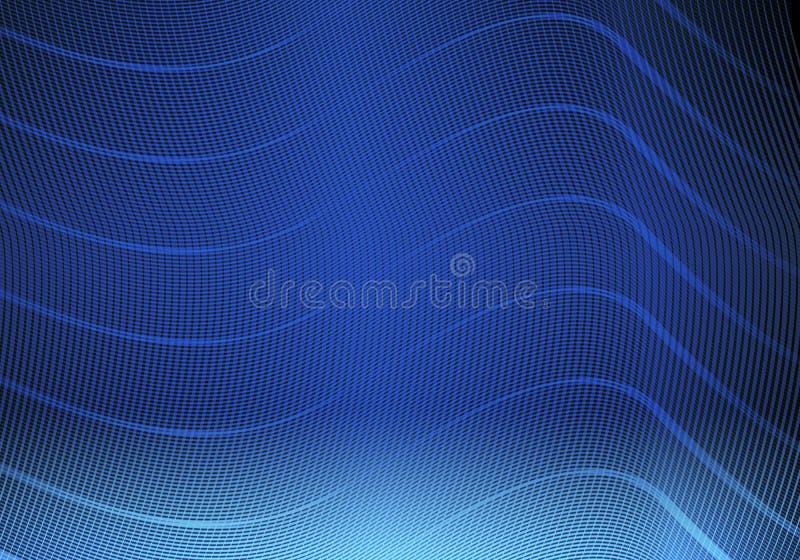 De lijnen van Absctract stock afbeelding
