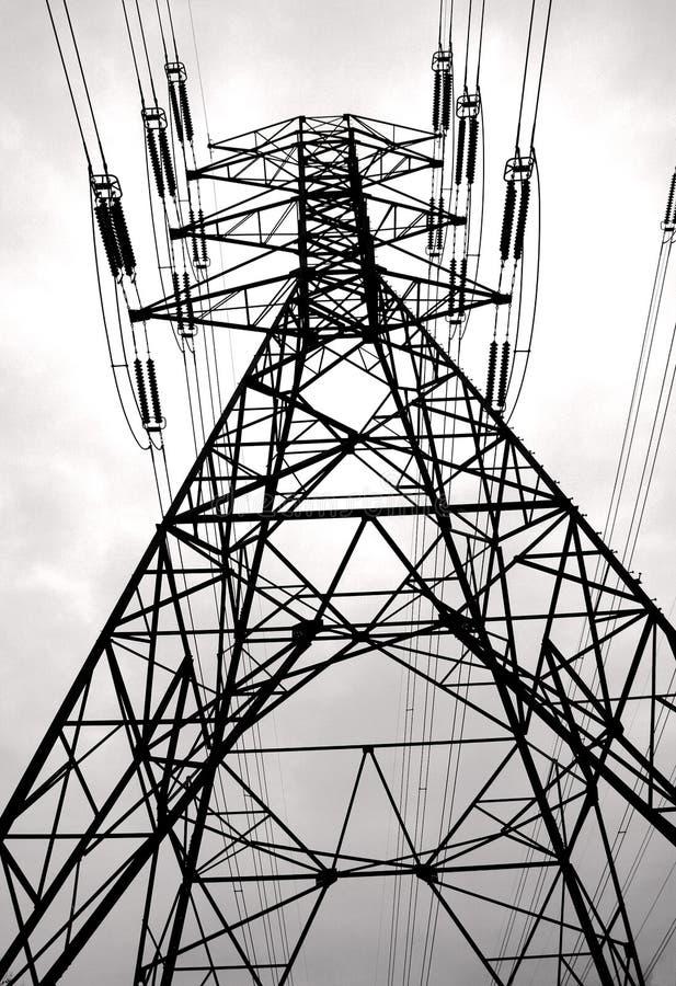 Download De Lijnen van de macht stock foto. Afbeelding bestaande uit radioactiviteit - 43068