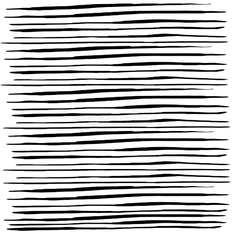 De Lijnenkrabbels van de schetstextuur royalty-vrije stock fotografie