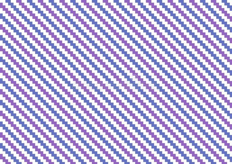 De lijnpatroon van de kleurenzigzag royalty-vrije stock foto's