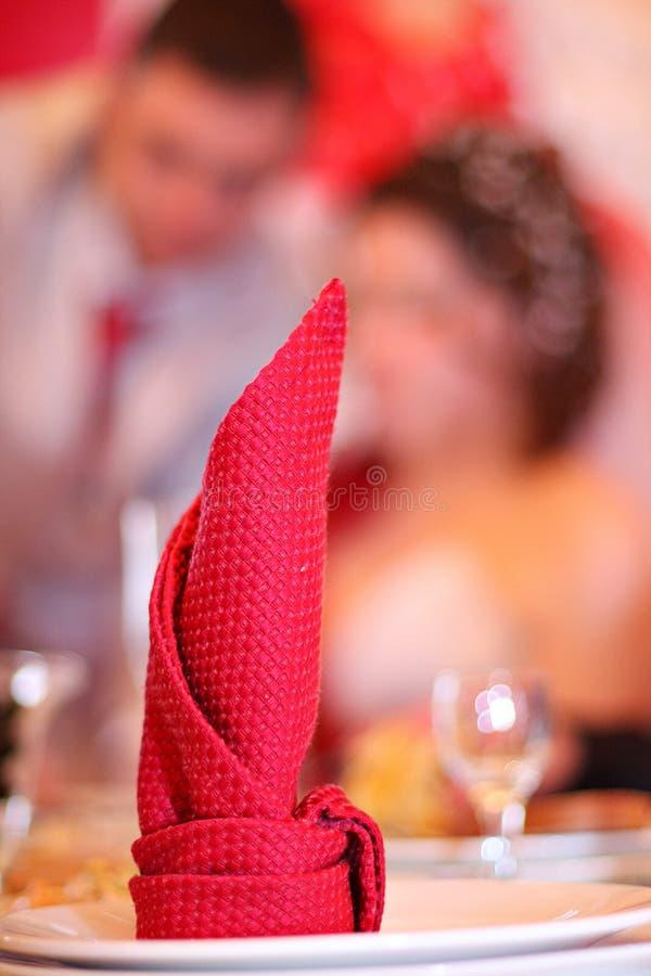 De lijst van het huwelijk royalty-vrije stock afbeelding