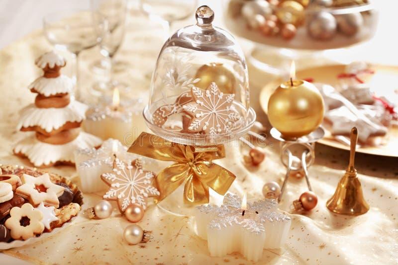 De lijst van Kerstmis stock afbeelding