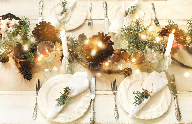 De lijst van Kerstmis het plaatsen royalty-vrije stock afbeelding