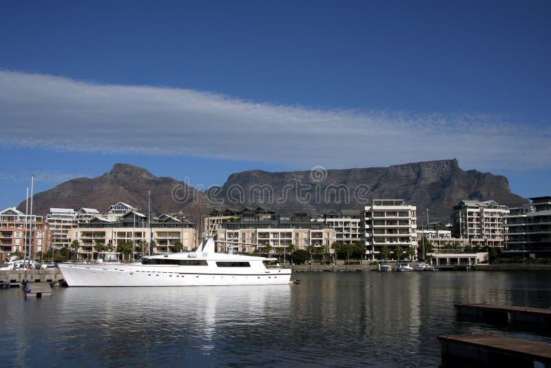 De lijstberg van Kaapstad stock foto