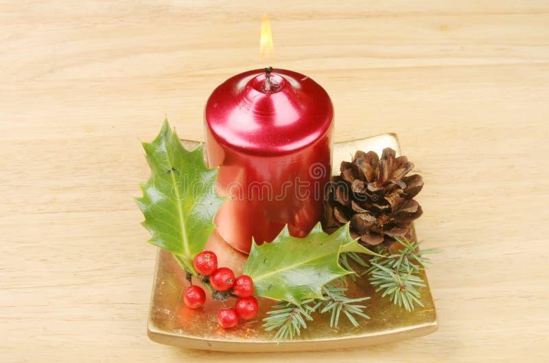 De lijstdecoratie van Kerstmis stock fotografie