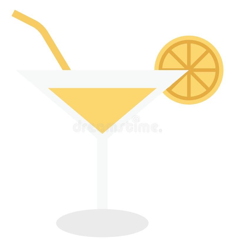 de limonade, drank, isoleerde Vectorpictogram dat gemakkelijk kan worden gewijzigd of uitgeven stock illustratie