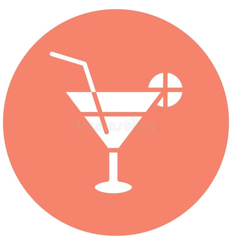 De limonade isoleerde Vectorpictogram dat gemakkelijk kan worden gewijzigd of uitgeven royalty-vrije illustratie