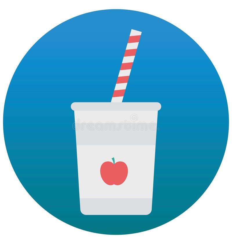De limonade isoleerde vectorpictogram dat gemakkelijk kan zijn uitgeeft of wijzigde zich vector illustratie