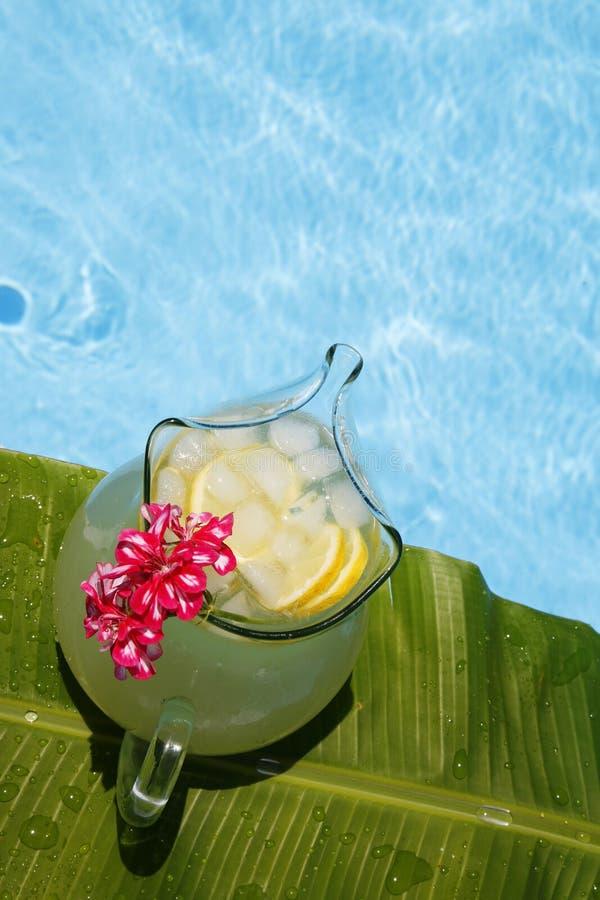 De Limonade van de zomer royalty-vrije stock foto