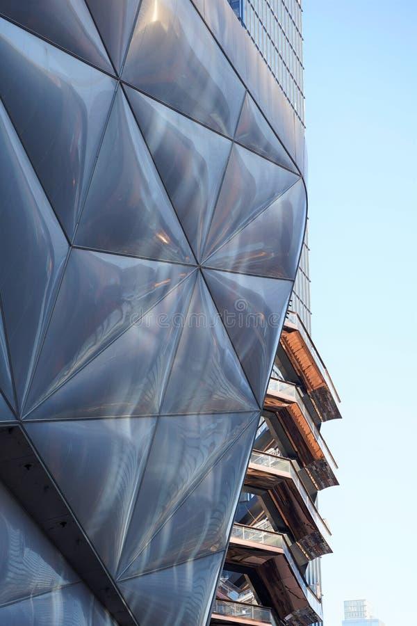 De Loods, cultureel centrum, uniek architecturaal besluit, met erachter Schip, nieuw oriëntatiepunt royalty-vrije stock fotografie