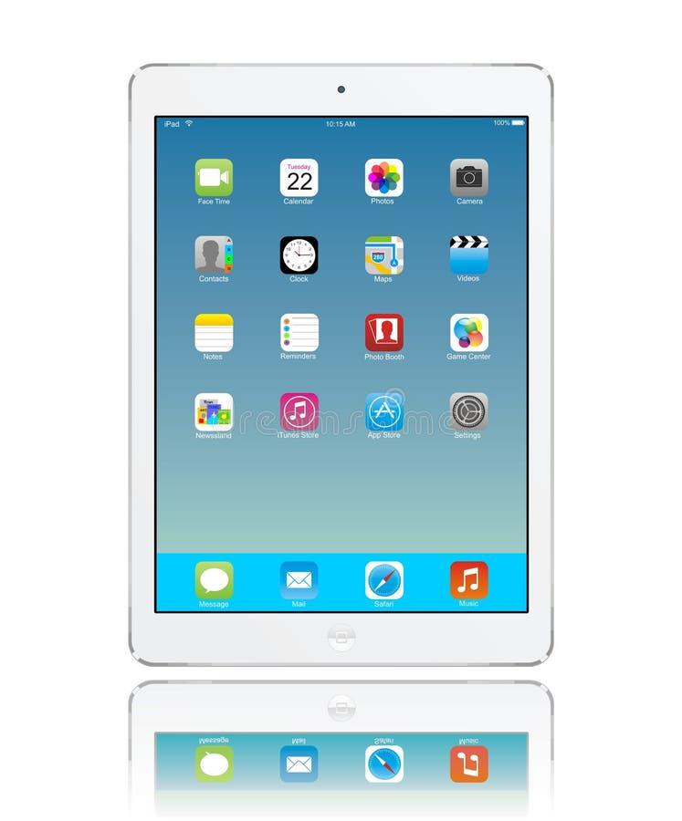 De Lucht van Apple iPad