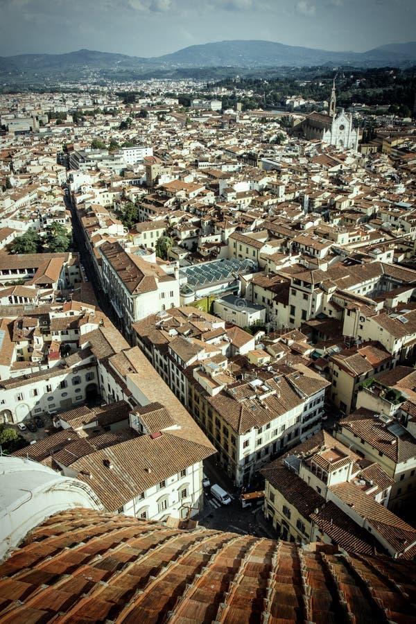 Download De Luchtmening Van Florence Stock Afbeelding - Afbeelding bestaande uit toscanië, italiaans: 29503861