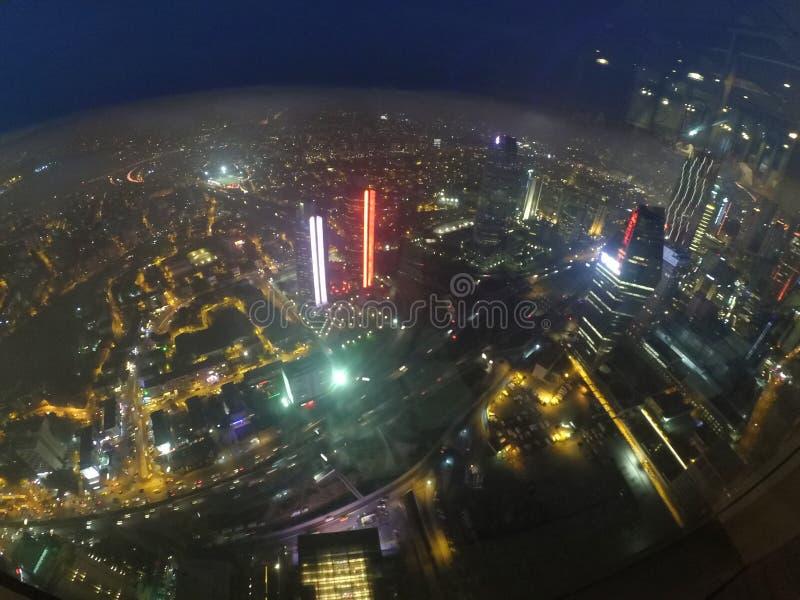 De luchtmening van Istanboel royalty-vrije stock fotografie