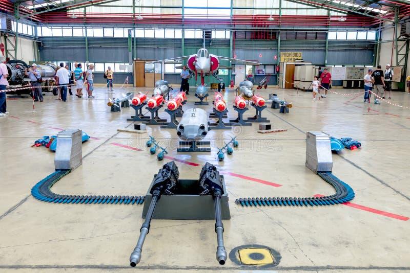 De Luchtspiegeling van vliegtuigendassault F1 royalty-vrije stock foto