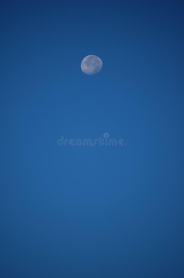 De maan royalty-vrije stock afbeelding