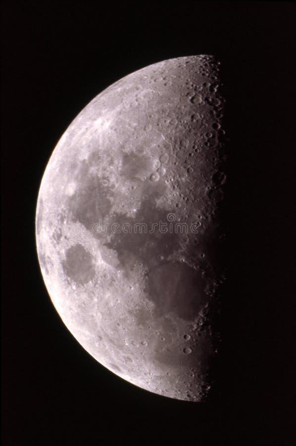 De maan royalty-vrije stock foto's