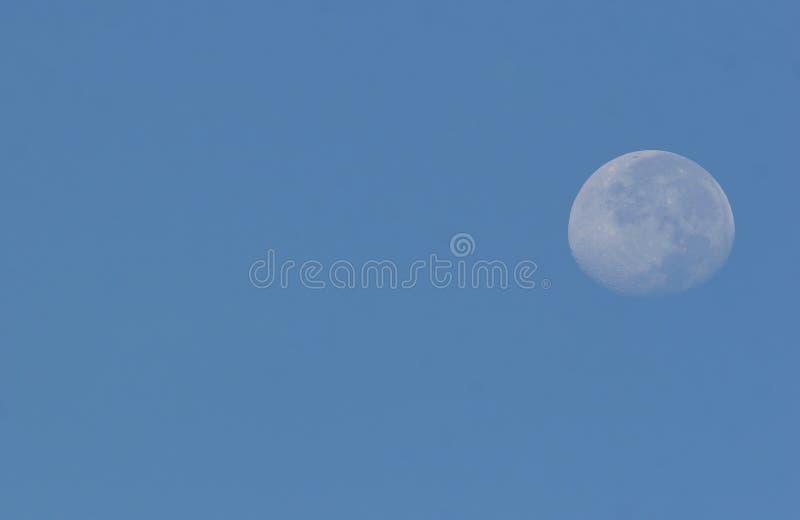 De maan royalty-vrije stock afbeeldingen