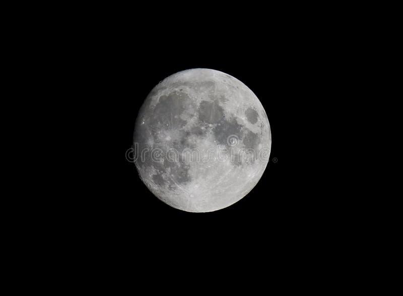De maan stock foto's