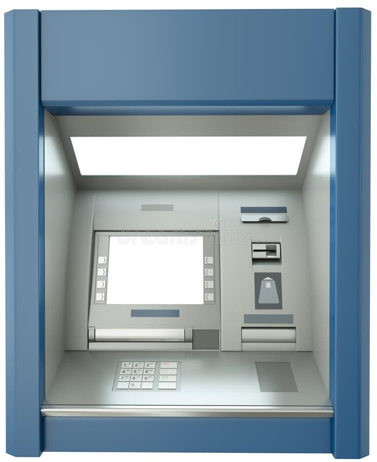 De machine van ATM vector illustratie